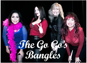 The Go Go's and The Bangles